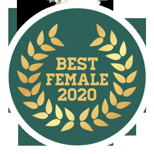 Geburtstagsaward: Bester weiblicher Charakter 2020
