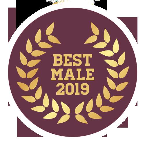 Geburtstagsaward: Bester männlicher Charakter 2019