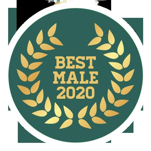 Geburtstagsaward: Bester männlicher Charakter 2020